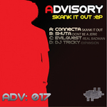 VARIOUS - Skank It Out EP (Front Cover)