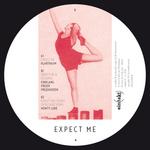 KLARTRAUM/EINKLANG FREIER FREQUENZEN/MONTY LUKE - Expect Me (Back Cover)