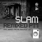 SLAM - Slam Remixed Part 1 (Front Cover)