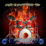 INSTIGATOR - The Drummer (Front Cover)