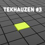 VARIOUS - Tekhauzen #3 (Front Cover)