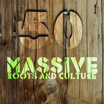 VARIOUS - 50 Massive Roots And Culture Hits (Front Cover)