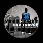 MIDDLE RHYTHM - The Jam EP (Front Cover)