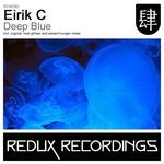 EIRIK C - Deep Blue (Front Cover)
