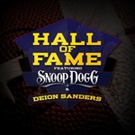 HALL OF FAME feat SNOOP DOGG/DEION SANDERS - Hall Of Fame (Front Cover)