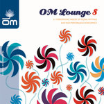 VARIOUS - Om Lounge 8 (Front Cover)