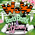 BOOTY BRONX/DJ YUMMY - Wow (Front Cover)
