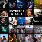 PSYCRAFT vs DALI - Rebirth EP (Front Cover)