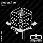ELEVEN FIVE - Three (Front Cover)