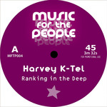 HARVEY K TEL - Ranking In The Deep (Front Cover)