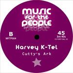 HARVEY K TEL - Ranking In The Deep (Back Cover)