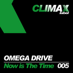 OMEGA DRIVE - Now Is The Time (Front Cover)