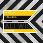 WILSON, Ali - Phenomenon (Front Cover)