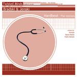 BRADSKI & JENSKI - Hardbeat: The Remixes (Front Cover)