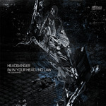 HEADBANGER - The 2008 Remixes (Front Cover)