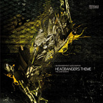 HEADBANGER feat ALEE & RUFFIAN - Headbangers Theme (The 2008 remixes) (Front Cover)