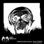 LORUSSO, Felix - No 8 D759 EP (Back Cover)