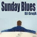 DJ GRUJA - Sunday Blues (Back Cover)