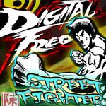 DIGITAL FREQ - Digital Freq - Street Figher (Front Cover)