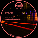 KABALL - Red Light EP (Front Cover)