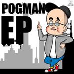 P0GMAN - P0gman EP (Front Cover)