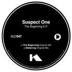 SUSPECT ONE - The Beginning (Front Cover)