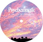 PSYCHEMAGIK - Valley Of Paradise (Front Cover)