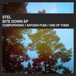 STELIOS VASSILOUDIS - Bite Down EP (Front Cover)