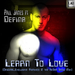 JAMES, Paul feat DEFINA - Learn To Love (Front Cover)