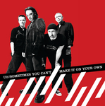 U2 - Sometimes You Can't Make It On Your Own (International 2 Track) (Front Cover)
