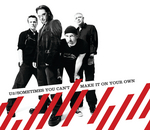 U2 - Sometimes You Can't Make It On Your Own (2 Tracks) (Front Cover)