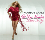 MARIAH CAREY - Get Your Number / Shake It Off (Front Cover)