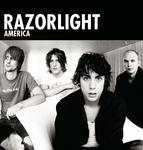 RAZORLIGHT - America (Front Cover)