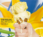 THE FEELING - Fill My Little World (International Version) (Front Cover)