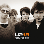 U2 - The Saints Are Coming (International 2 Trk CD) (Front Cover)