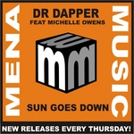DR DAPPER feat MICHELLE OWENS - Sun Goes Down (Front Cover)