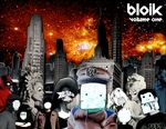 BLOIK - Volume One (Front Cover)