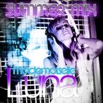 MADEMOISELLE LUNA/VARIOUS - Summer Mix (DJ mix) (Front Cover)