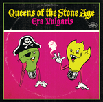 QUEENS OF THE STONE AGE - Era Vulgaris (Front Cover)