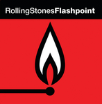 THE ROLLING STONES - Flashpoint (live) (Front Cover)