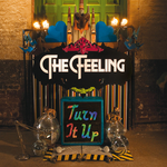 THE FEELING - Turn It Up (Front Cover)