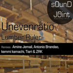 UNEVENRATIO - Lumber Ruler (Front Cover)