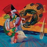 THE MARS VOLTA - Octahedron (Front Cover)