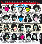 ROLLING STONES, The - Some Girls (remastered) (Front Cover)