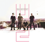 U2 - Magnificent (EP2) (Front Cover)