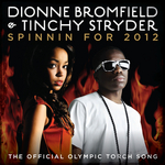 BROMFIELD, Dionne - Spinnin' For 2012 (Front Cover)