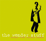 WONDER STUFF, The - Escape From Rubbish Island (Front Cover)
