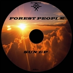 FOREST PEOPLE - Sun EP (Front Cover)
