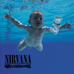 NIRVANA - Nevermind (Front Cover)