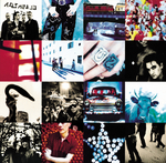 U2 - Achtung Baby (Front Cover)